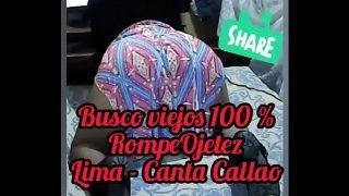 Busco viejos Activos 100 % RompeOjetez en Lima Perú