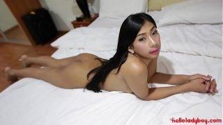 HelloLadyBoy Bigger The Better For Big Tit Asian Babe