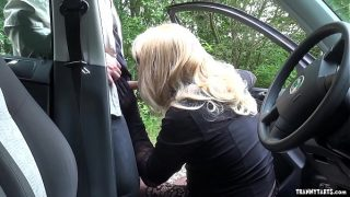 Outdoor and dogging escapades with our tgirls